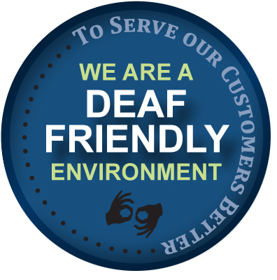 Deaf Friendly