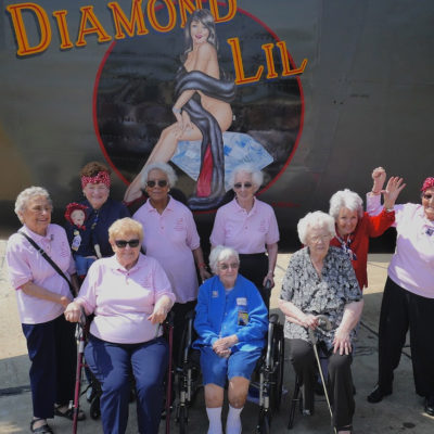 In Search of Rosie the Riveters